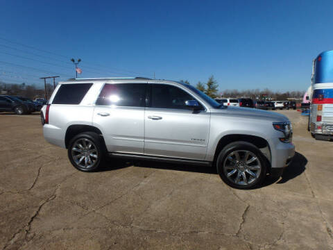 2015 Chevrolet Tahoe for sale at BLACKWELL MOTORS INC in Farmington MO