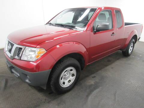 2014 Nissan Frontier for sale at Automotive Connection in Fairfield OH