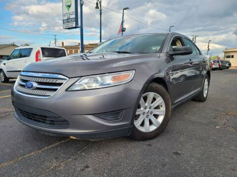 2012 Ford Taurus for sale at Rite Track Auto Sales in Detroit MI