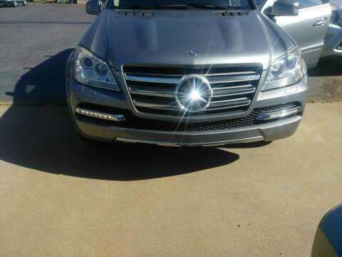 2012 Mercedes-Benz GL-Class for sale at AUTOPLEX 528 LLC in Huntsville AL
