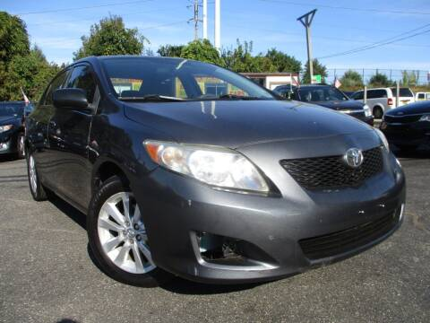 2010 Toyota Corolla for sale at Unlimited Auto Sales Inc. in Mount Sinai NY