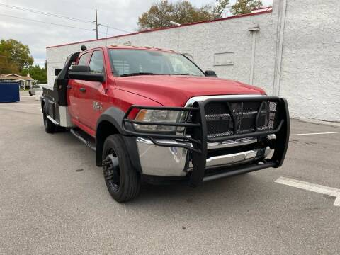 2014 RAM Ram Chassis 5500 for sale at LUXURY AUTO MALL in Tampa FL