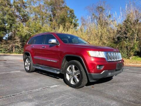 2013 Jeep Grand Cherokee for sale at Lowcountry Auto Sales in Charleston SC