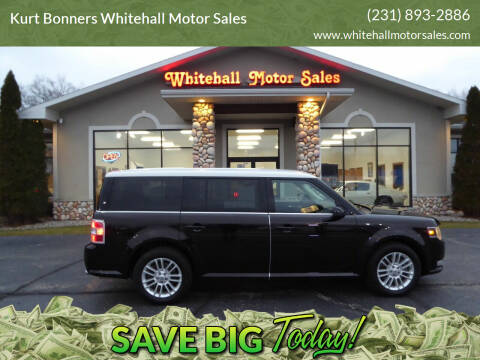 2013 Ford Flex for sale at Kurt Bonners Whitehall Motor Sales in Whitehall MI