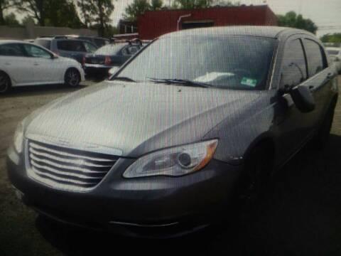 2012 Chrysler 200 for sale at Brick City Affordable Cars in Newark NJ