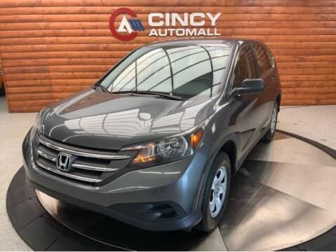 2014 Honda CR-V for sale at Dixie Motors in Fairfield OH
