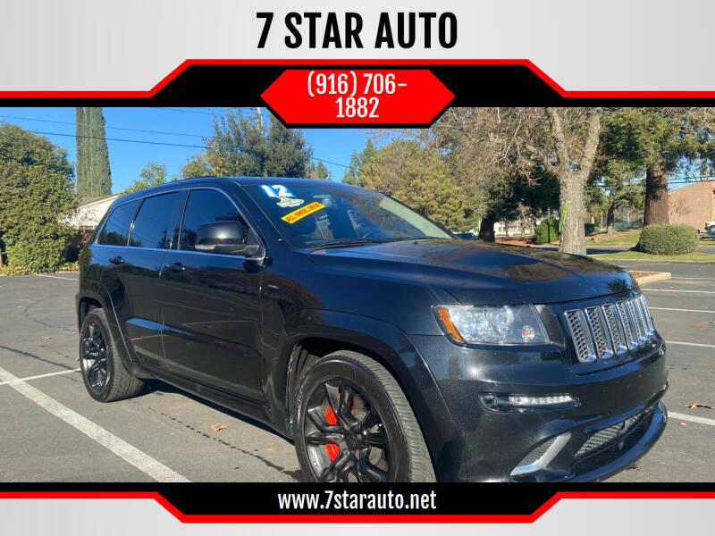 2012 Jeep Grand Cherokee for sale at 7 STAR AUTO in Sacramento CA