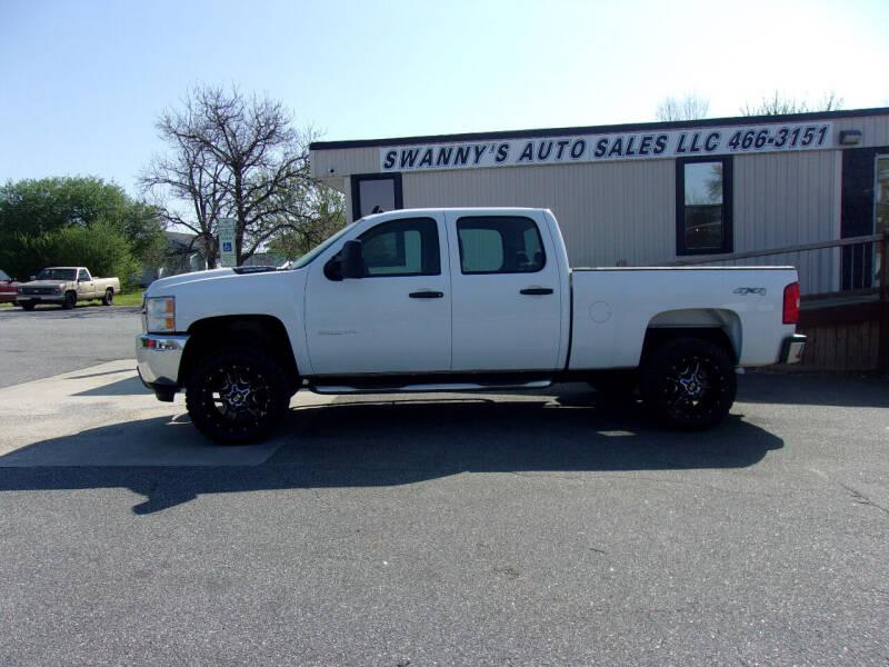 2014 Chevrolet Silverado 2500HD for sale at Swanny's Auto Sales in Newton NC