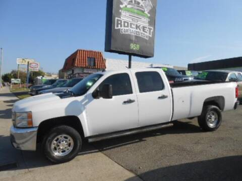 2008 Chevrolet Silverado 2500HD for sale at Rocket Car sales in Covina CA