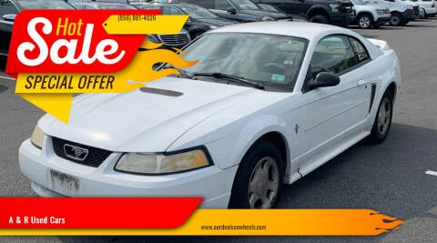 2000 Ford Mustang for sale at A & R Used Cars in Clayton NJ