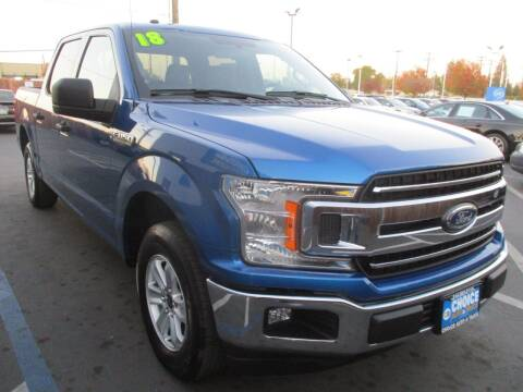 2018 Ford F-150 for sale at Choice Auto & Truck in Sacramento CA