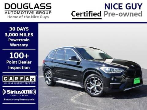2017 BMW X1 for sale at Douglass Automotive Group - Douglas Mazda in Bryan TX