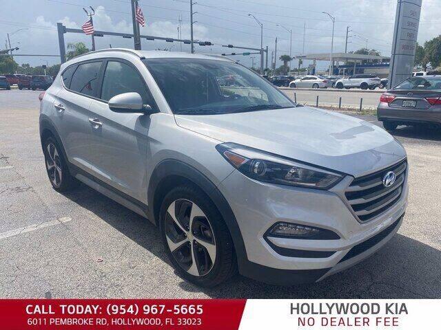 2017 Hyundai Tucson for sale at JumboAutoGroup.com in Hollywood FL
