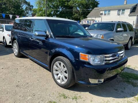 2009 Ford Flex for sale at C & M Auto Sales in Detroit MI