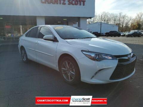 2017 Toyota Camry for sale at Chantz Scott Kia in Kingsport TN