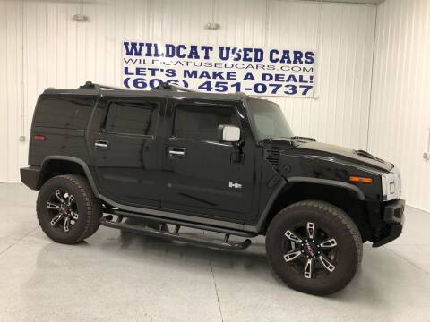 2004 HUMMER H2 for sale at Wildcat Used Cars in Somerset KY