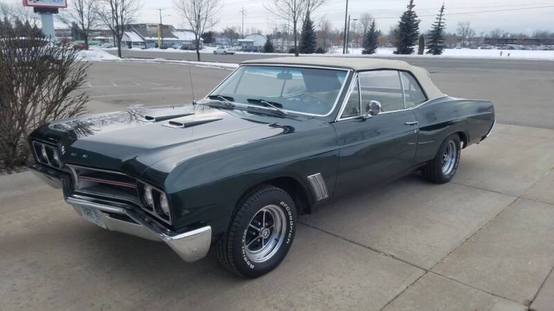1967 Buick Gran Sport for sale at AUTO BROKER CENTER in Lolo MT