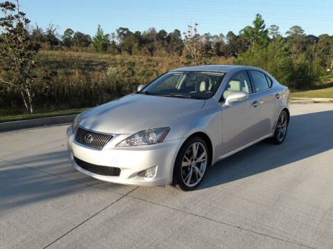 2010 Lexus IS 250 for sale at Car Shop of Mobile in Mobile AL