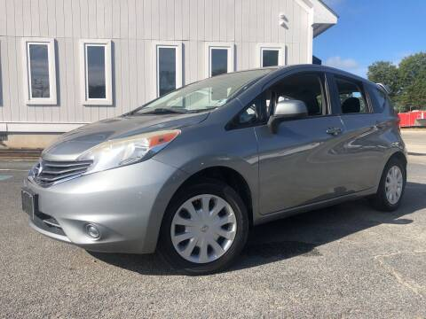 2014 Nissan Versa Note for sale at Beckham's Used Cars in Milledgeville GA