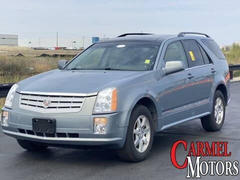 2008 Cadillac SRX for sale at Carmel Motors in Indianapolis IN