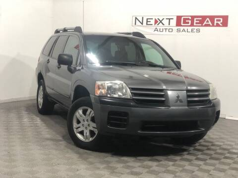 2005 Mitsubishi Endeavor for sale at Next Gear Auto Sales in Westfield IN