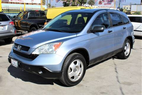 2008 Honda CR-V for sale at FJ Auto Sales in North Hollywood CA