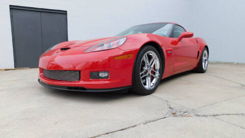 2007 Chevrolet Corvette for sale at Action Automotive Service LLC in Hudson NY