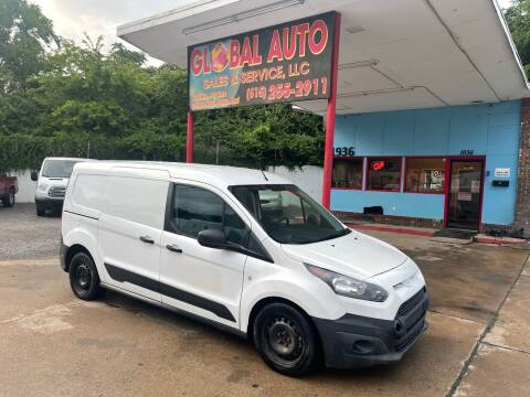 2016 Ford Transit Connect Cargo for sale at Global Auto Sales and Service in Nashville TN