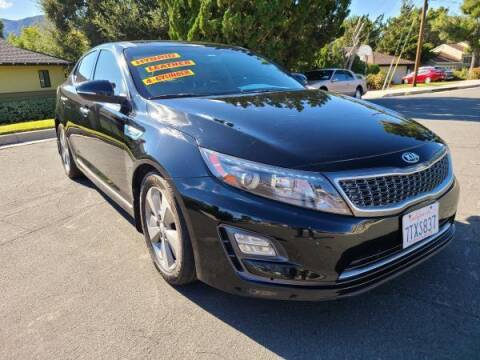 2016 Kia Optima Hybrid for sale at CAR CITY SALES in La Crescenta CA