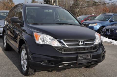 2011 Honda CR-V for sale at Amati Auto Group in Hooksett NH