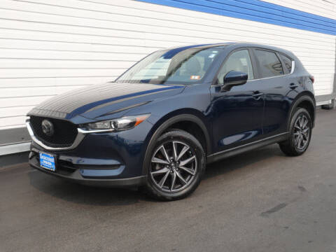 2018 Mazda CX-5 for sale at The Yes Guys in Portsmouth NH