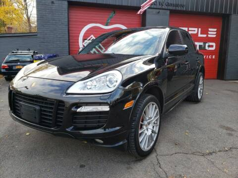 2008 Porsche Cayenne for sale at Apple Auto Sales Inc in Camillus NY