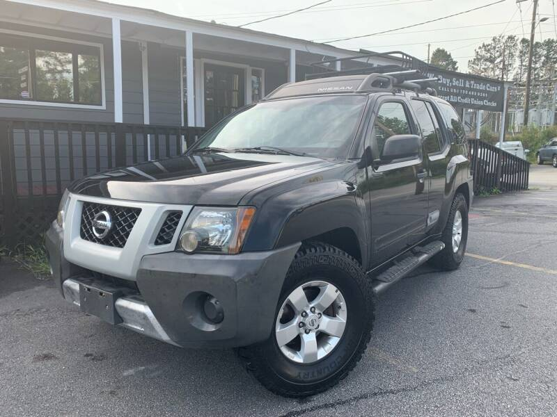 2012 Nissan Xterra for sale at Georgia Car Shop in Marietta GA