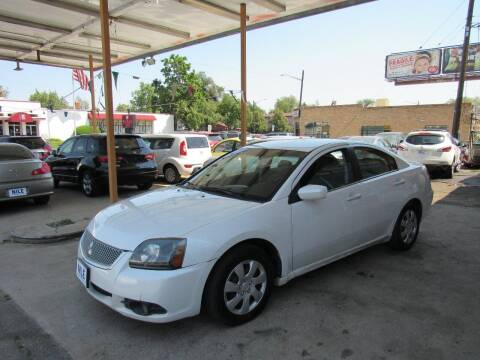2011 Mitsubishi Galant for sale at Nile Auto Sales in Denver CO