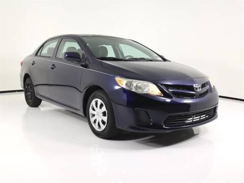 2013 Toyota Corolla for sale at PHIL SMITH AUTOMOTIVE GROUP - Toyota Kia of Vero Beach in Vero Beach FL