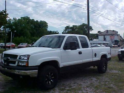 2003 Chevrolet Silverado 1500 for sale at Bates Auto & Truck Center in Zanesville OH