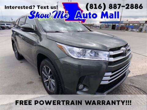 2017 Toyota Highlander for sale at Show Me Auto Mall in Harrisonville MO