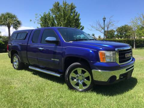 2010 GMC Sierra 1500 for sale at Kaler Auto Sales in Wilton Manors FL