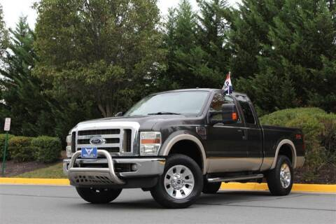 2008 Ford F-250 Super Duty for sale at Quality Auto in Manassas VA