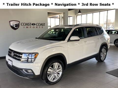 2020 Volkswagen Atlas for sale at Coast to Coast Imports in Fishers IN