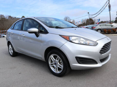 2019 Ford Fiesta for sale at Viles Automotive in Knoxville TN