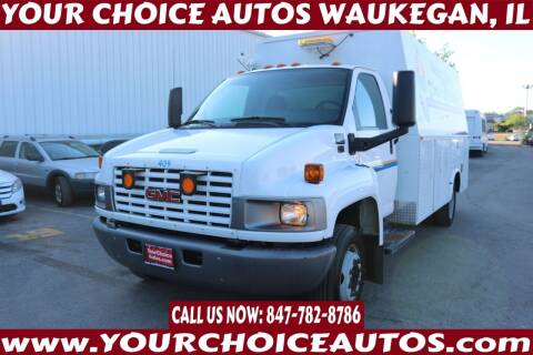 2004 GMC C4500 for sale at Your Choice Autos - Waukegan in Waukegan IL