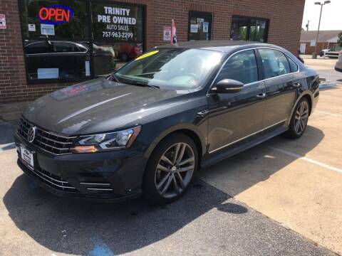 2017 Volkswagen Passat for sale at Bankruptcy Car Financing in Norfolk VA