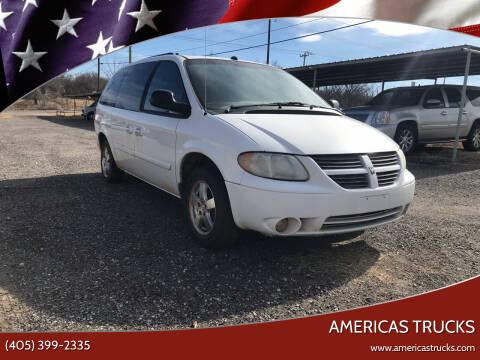 2005 Dodge Grand Caravan for sale at Americas Trucks in Jones OK