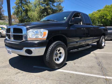 2006 Dodge Ram Pickup 1500 for sale at Martinez Truck and Auto Sales in Martinez CA