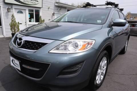 2012 Mazda CX-9 for sale at Randal Auto Sales in Eastampton NJ
