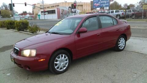 2003 Hyundai Elantra for sale at Larry's Auto Sales Inc. in Fresno CA