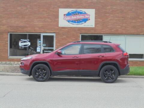 2016 Jeep Cherokee for sale at Eyler Auto Center Inc. in Rushville IL