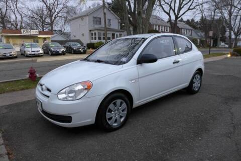 2008 Hyundai Accent for sale at FBN Auto Sales & Service in Highland Park NJ