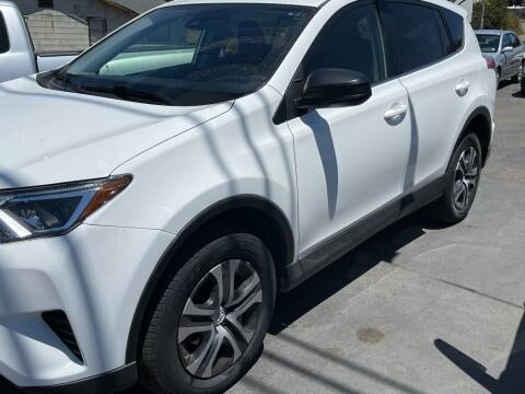 2017 Toyota RAV4 for sale at HARE CREEK AUTOMOTIVE in Fort Bragg CA
